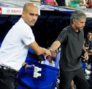 De cara al clásico de Manchester: Los 5 duelos más recordados entre Guardiola y Mourinho