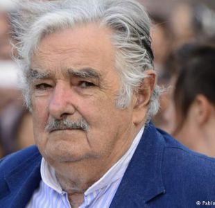Pepe Mujica llega a Chile para cierre de campaña de Guillier