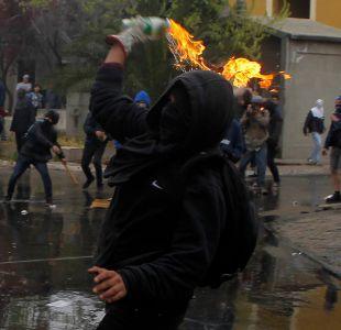 11 de septiembre: Con disturbios concluyó romería al Cementerio General