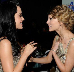 ¿Una colaboración con Taylor Swift? Katy Perry responde