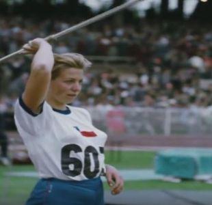 [VIDEO] Las imágenes inéditas que muestran la hazaña olímpica de Marlene Ahrens