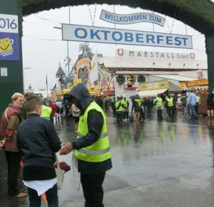 Oktoberfest: diversión, seguridad y algo de miedo