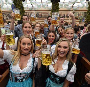 [FOTOS] Las mejores postales que ha dejado el Oktoberfest 2016 en Alemania