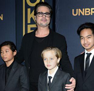 Policía de Los Angeles niega que Brad Pitt esté siendo investigado por maltrato infantil