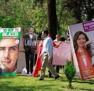 Servel da 24 horas a candidatos para retirar propaganda de lugares no habilitados