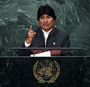 Chile protesta en Consejo de DD.HH. por intervención de Evo Morales