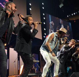 Backstreet Boys sorprende en colaboración musical junto a ex ´N Sync