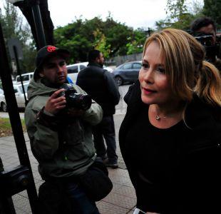 Cathy Barriga declaró ante Fiscalía por presuntos empleados fantasmas en Maipú