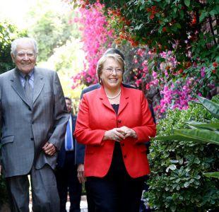 Bachelet alista homenaje a Aylwin por aniversario de triunfo del No