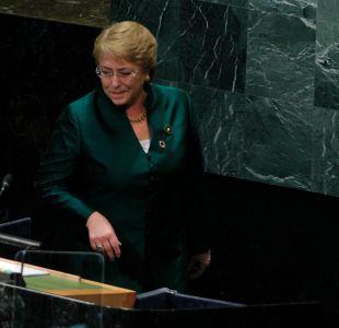 """Bachelet y propaganda para las municipales: """"Hay gente que capaz que no sepa que hay elecciones"""""""
