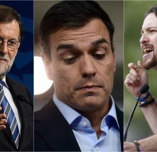 Cuatro claves de la tormenta política que se abate sobre España