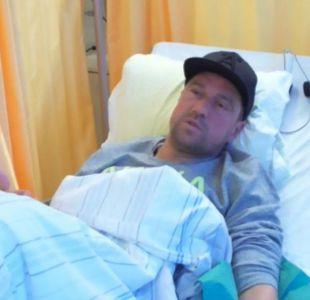 Ex jugador croata en estado grave por problemas con su trasplante de riñón