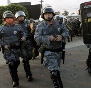 Policía brasileña busca a un centenar de los 470 presos huidos de cárcel de Sao Paulo