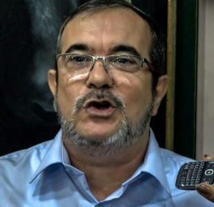 Colombia: Jefe de las FARC sufre accidente cerebral