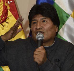 """Evo Morales e impugnación ante la FIFA: """"Chile nos quiere quitar un punto en mesa"""""""