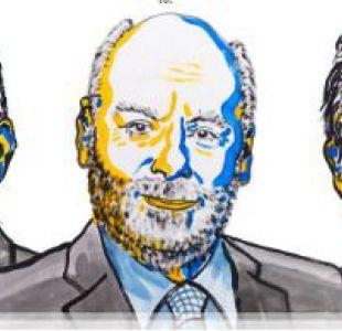 Premio Nobel de Química a Jean-Pierre Sauvage, J. Fraser Stoddart y Bernard L. Feringa