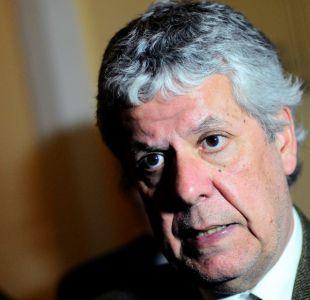 Eyzaguirre: La NM al apoyar a Bachelet está expresando también el deseo de un camino común