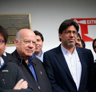 Jadue calificó de aletazos ahogados las acusaciones de intervencionismo electoral