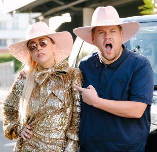 Lady Gaga aparecerá en un episodio de Carpool Karaoke