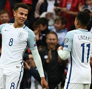 [Gol a Gol] Inglaterra visita a Eslovenia por las Clasificatorias europeas