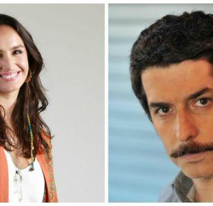 Fernanda Urrejola y Francisco Pérez-Bannen son grandes amigos