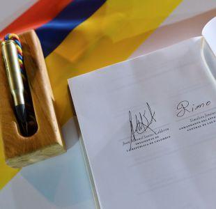 """Jefe de FARC: """"Dilatar vigencia de Acuerdo de Paz es dañino para Colombia"""""""