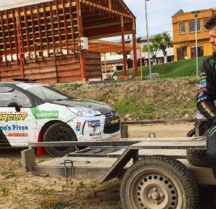 Vicente Israel estrenará un Citroën DS3 R3 en el RallyMobil de Rancagua