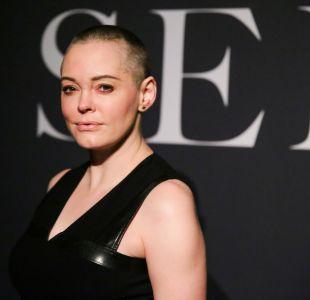 Ex agente de Rose McGowan comete suicidio y la familia culpa a la actriz