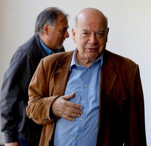 José Miguel Insulza: No fue una buena idea el voto voluntario