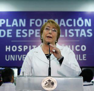 """Bachelet se suma a """"condena nacional"""" por asesinato de niña en Coyhaique"""