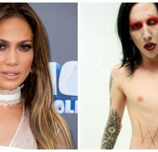 Jennifer Lopez y Marilyn Manson han tenido grandes mitos sobre sus cuerpos