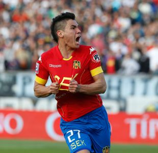 Joven figura de Unión Española en la mira del fútbol europeo