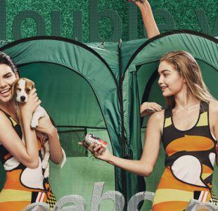 El impresentable error de photoshop de una revista a Kendall Jenner y Gigi Hadid