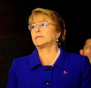 """Bachelet: Hay más poder para cambiar las cosas con el voto que quedándose con el enojo en la casa"""""""