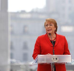 Bachelet realizará su segundo viaje a La Araucanía a lo que va de este mandato