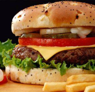 Esta sería la fórmula matemática para hacer la hamburguesa perfecta