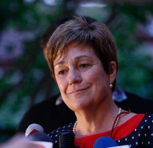 Providencia: Ex alcaldesa Errázuriz arremete contra la gestión de Matthei por comercio ambulante