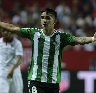 Inter de Porto Alegre estaría tras los pasos de Felipe Gutiérrez