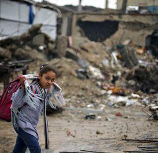 Israel bombardea posición de Hamás en Gaza