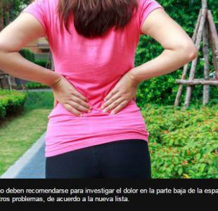 Dolor crónico: un problema que afecta al 32% de los chilenos