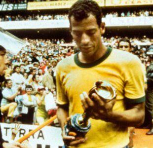 Fallece Carlos Alberto mítico capitán de Brasil campeón del mundo en México 1970