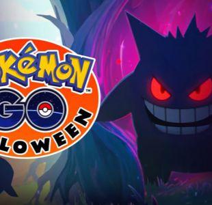El evento de Halloween de Pokémon Go ya está disponible