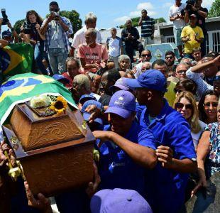 Adiós, Capitán: Brasil rinde su último homenaje a Carlos Alberto