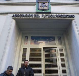 Gobierno argentino paga deuda para destrabar huelga de futbolistas