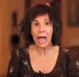 """Florinda Meza revivió a """"La Chimoltrufia"""""""