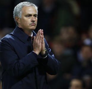 Abren procedimiento disciplinario a Mourinho por declaraciones tras empate con Liverpool
