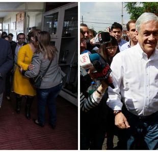 Encuesta Cadem entrega un 40% a Piñera y un 38,6% a Guillier en balotaje