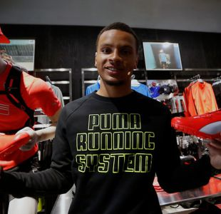 [VIDEO] ¿El nuevo Usain Bolt? El heredero del jamaicano pasó por Chile