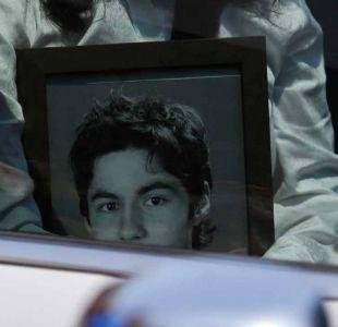 [FOTOS] El último adiós a Vicente Charpentier, uno de los dos jóvenes fallecidos en Cerro Provincia
