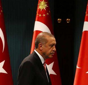 Presidente turco califica a Israel de estado terrorista y asesino de niños